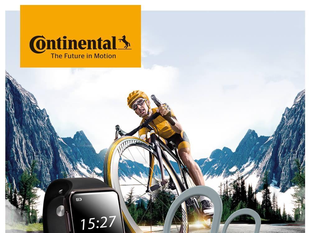 Continental conecta con tu pasión