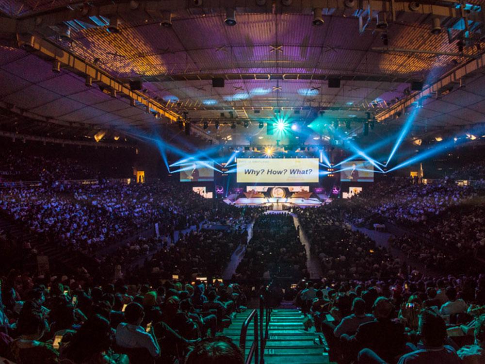 Convención 50 Aniversario Oriflame