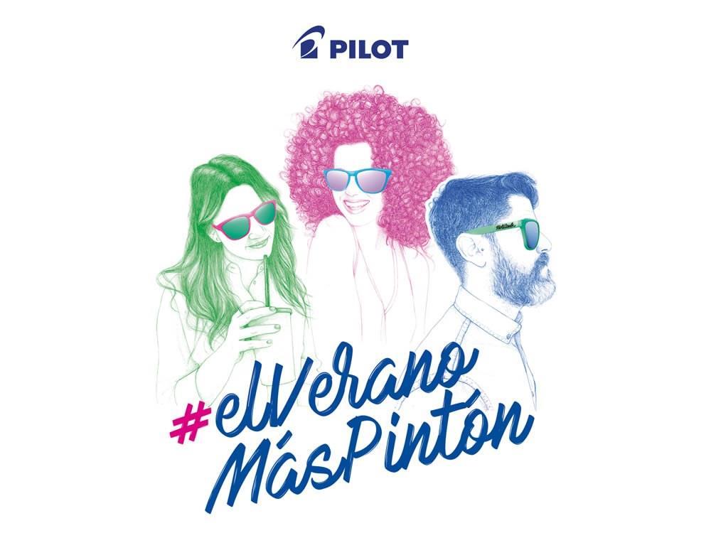 Diseñamos la nueva campaña publicitaria de Pilot
