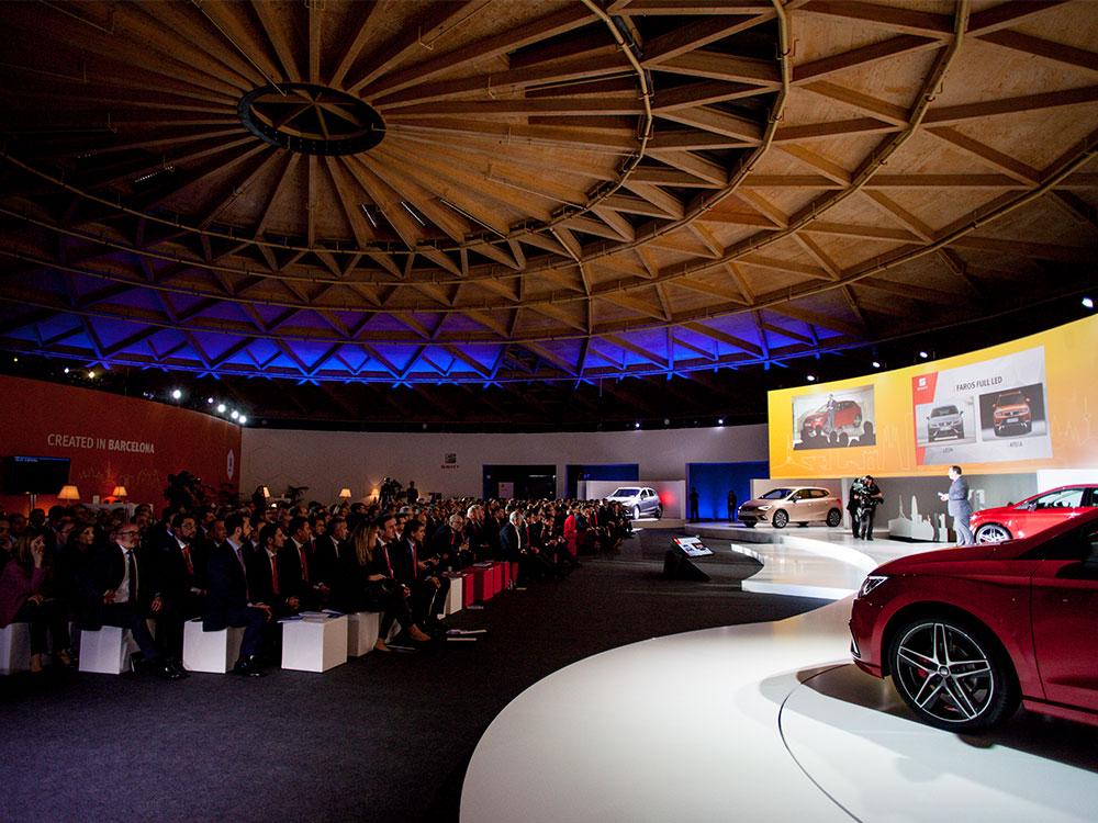El nuevo SEAT Ibiza, un icono en las alturas