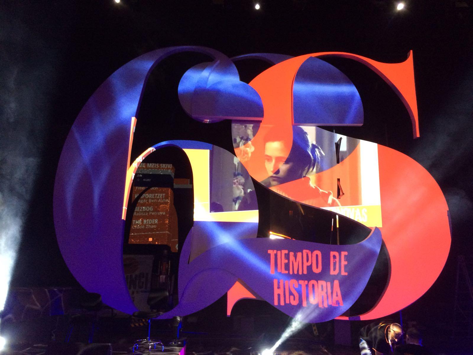 Gala de Inauguración de la 62 edición de Seminci