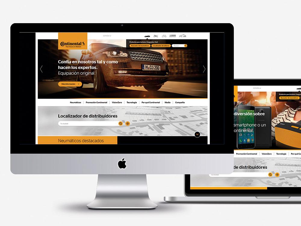 Marketing Digital Continental