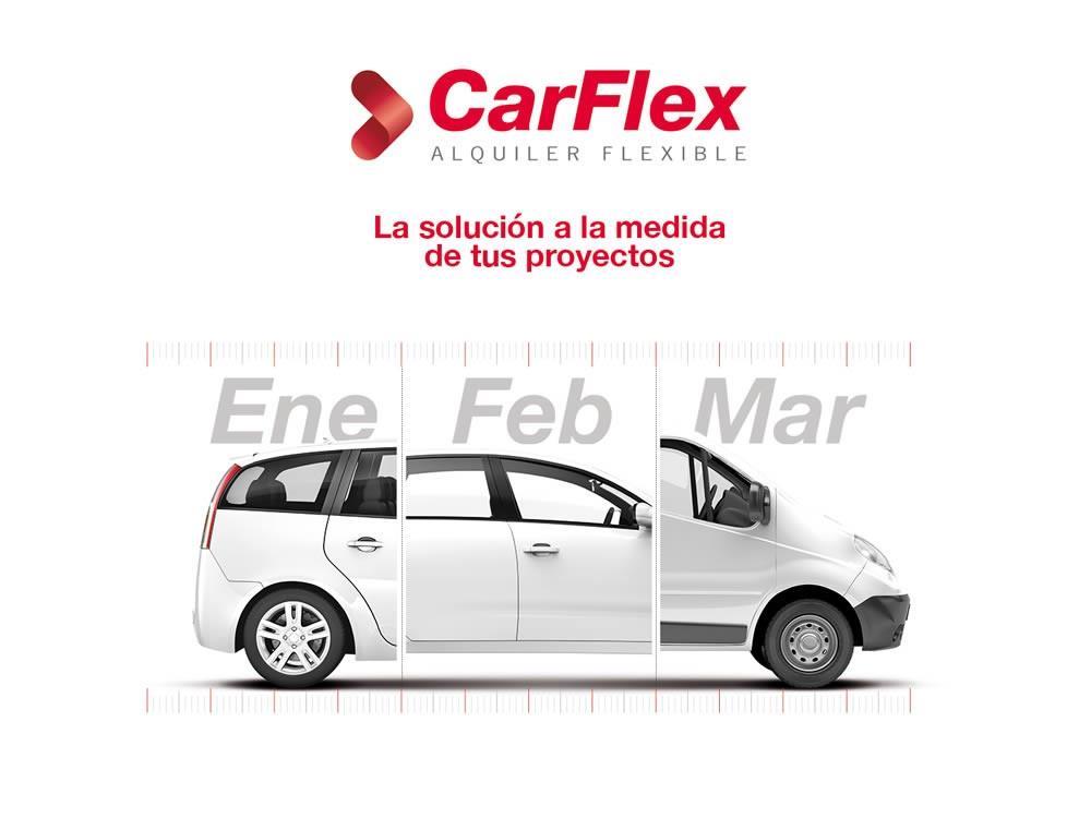 Imagen corporativa de Carflex