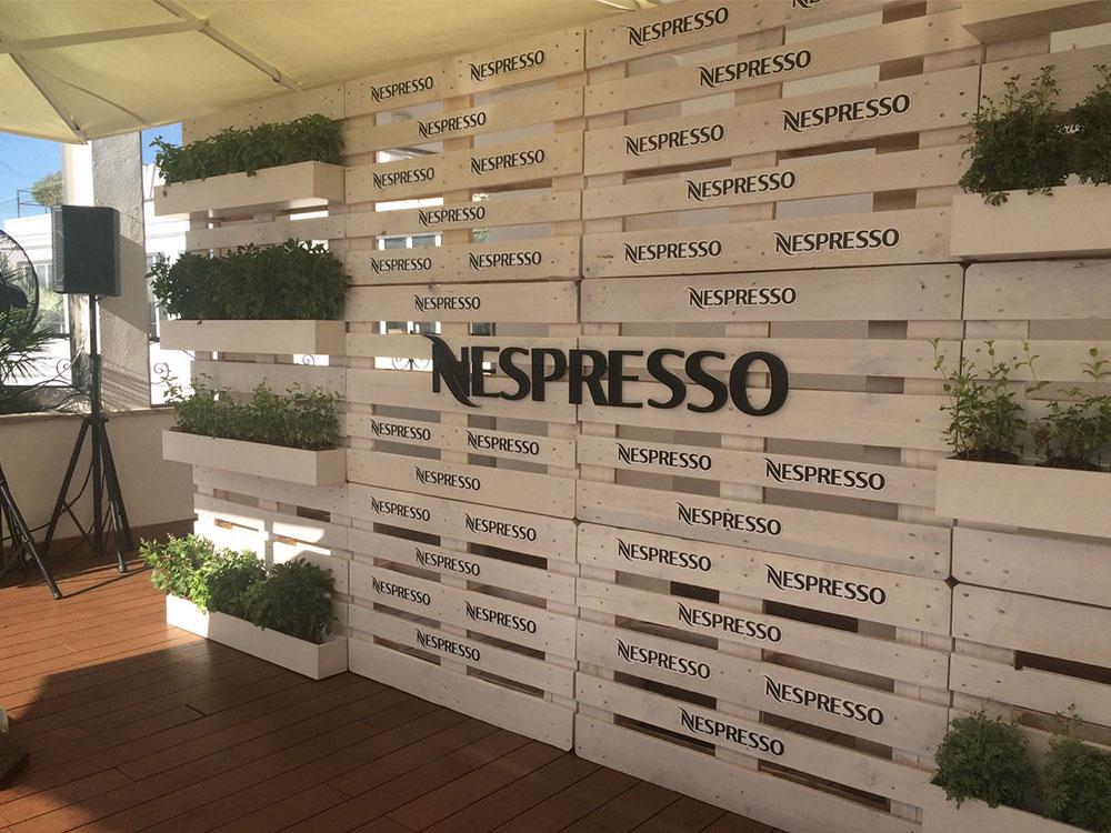 Presentación de producto para Nespresso