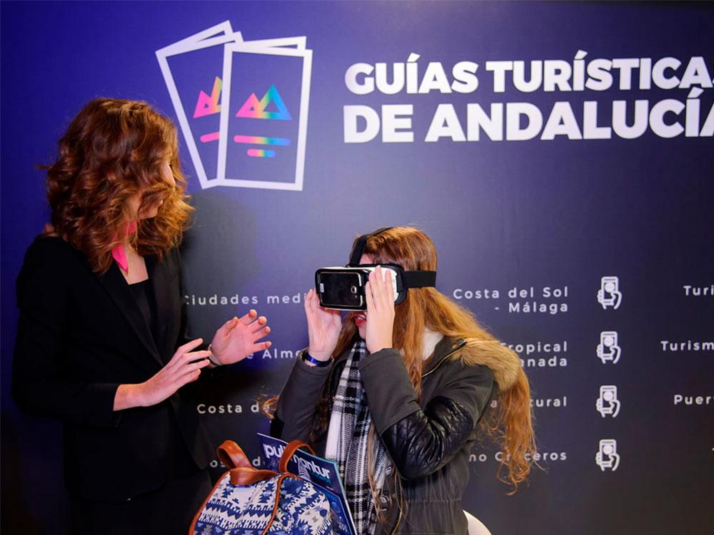 Producción Stand de Andalucía en Fitur 2017