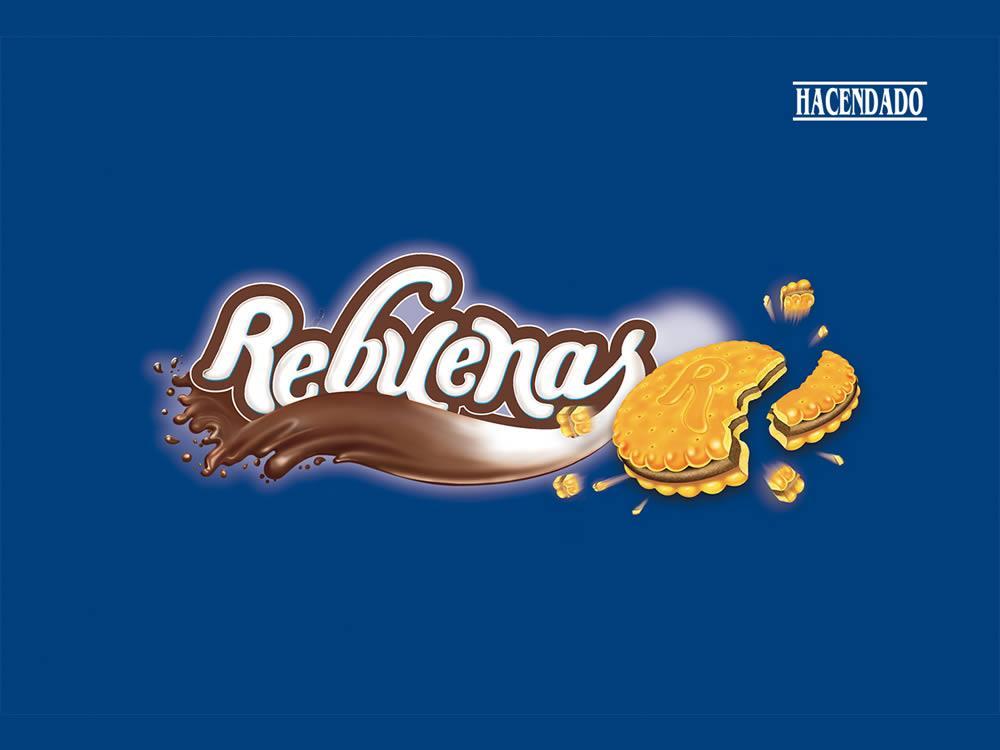 Rediseño packaging Galletas Rebuenas