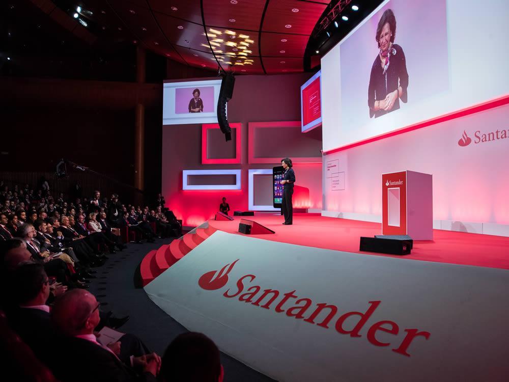 Convención Banco Santander