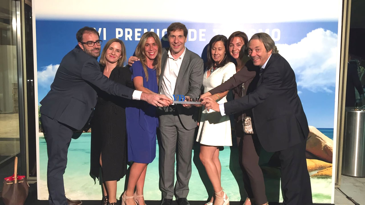 Premios La Razón. EVENTISIMO Mejor Agencia de Eventos de España