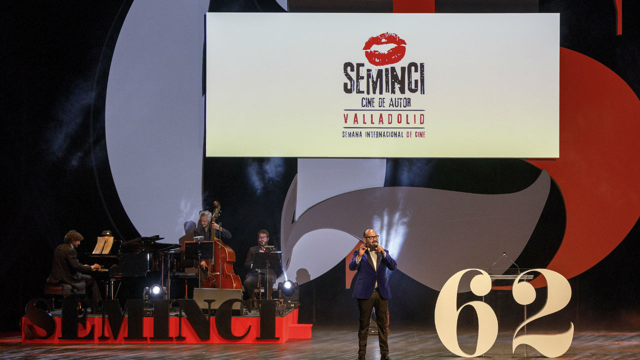 beon. Worldwide and Madison MK organize the opening gala of the Seminci