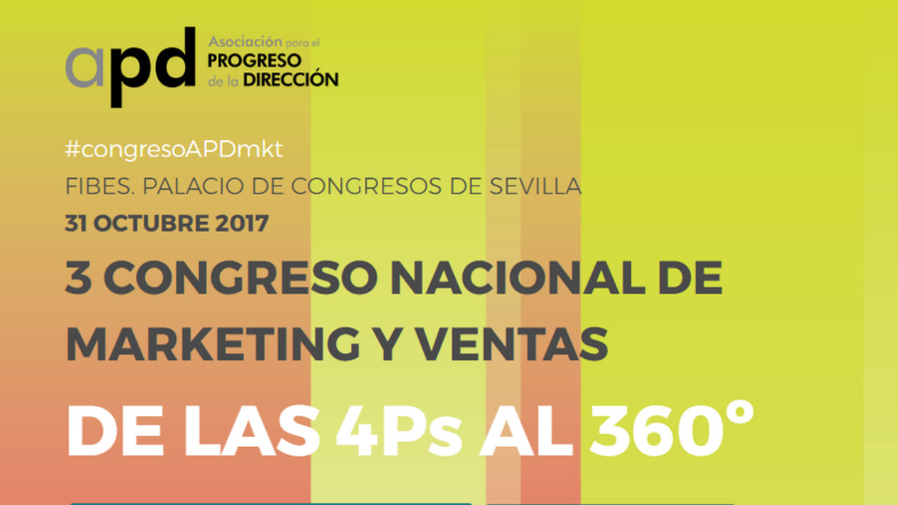 Official Agency and Sponsors of the third edition of APD Marketing and Sales Congress