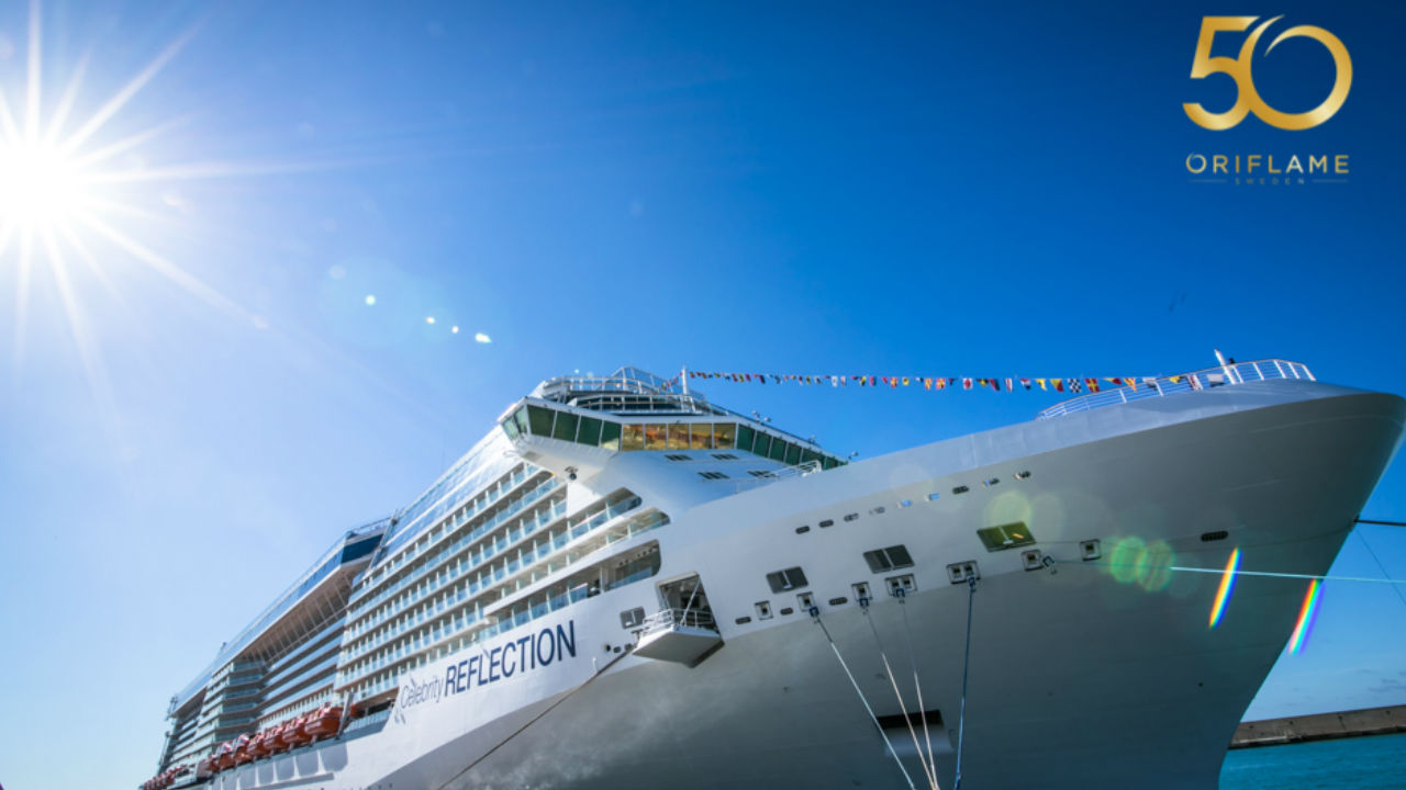 beon. organizes a mega-event cruise for 6,000 people across the Mediterranean Sea